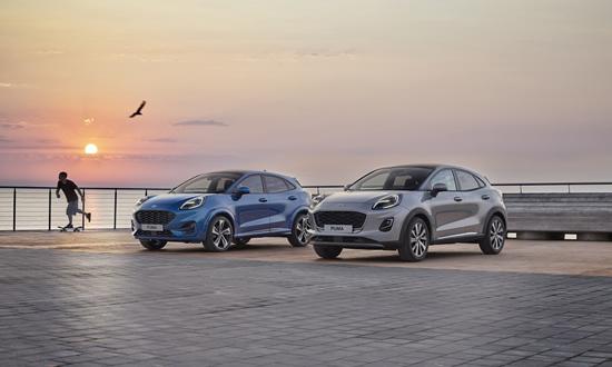 """""""Ford Puma"""" tapo pirmuoju """"Titanium X"""" komplektacijos modeliu"""