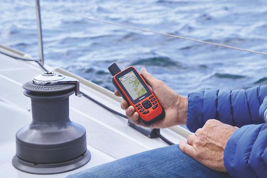 """""""Garmin"""" pristato pavyzdinį """"GPSMAP 86i"""" modelį"""