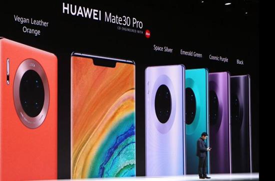 """Stopkadras / """"Huawei Mate 30 Pro"""" nugarėlės spalvos"""