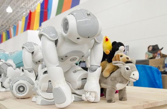 Naujosios technologijos: ką reiškia, jeigu vaikas domisi robotika?