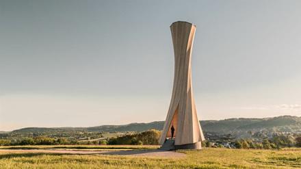 Urbacho bokštas © Štutgarto universiteto nuotrauka.