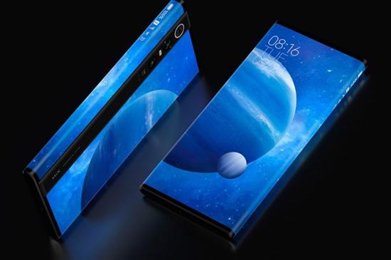 """""""Xiaomi Mi MIX Alpha"""" – ateities koncepcija su apjuosiančiu ekranu ir 108 MP kamera"""