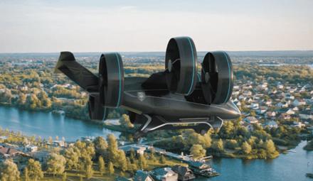 """Artėja skraidančių mašinų era? """"Hyundai"""" rimtai nusiteikę sukurti skraidantį automobilį"""