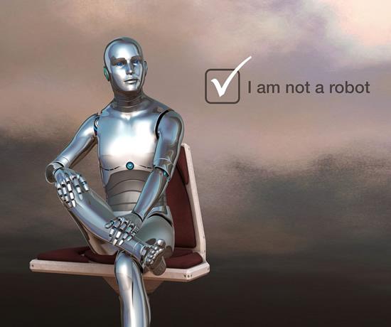 Humanizuoti interneto robotai: sunku atskirti nuo paprastų vartotojų