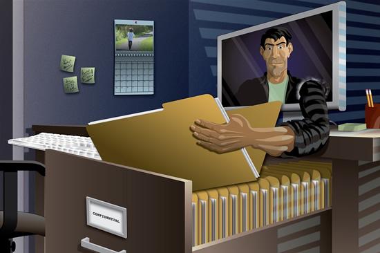 Pasitikrinkite savo saugumą: 10 ženklų, kad kažkas seka jūsų kompiuterį