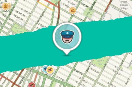 """""""Waze"""" prašo vairuotojų nebenurodyti vietų, kur stovi policija"""