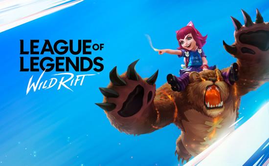 """""""League of Legends: Wild Rift"""""""