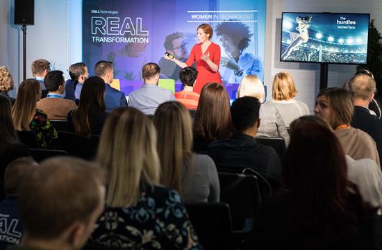 """""""Dell Technologies Forum"""": nesąmoningas šališkumas lyties atžvilgiu ir kaip su tuo kovoti?"""