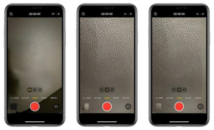 """Kaip pakeisti vaizdo įrašų kokybę """"iOS 13.2"""" kameros nustatymuose?"""
