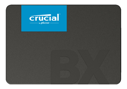 """Crucial"" jau siūlo BX500 2 TB talpos SSD"