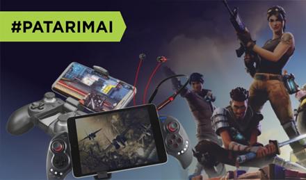 7 būdai, kurie pagerins jūsų mobilių žaidimų patirtį