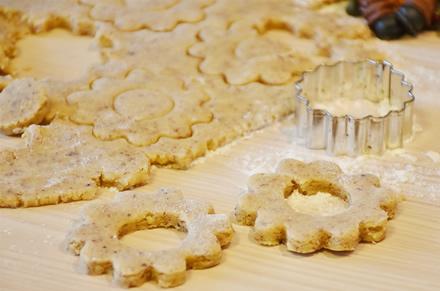 Sausainių eksperimentas kosmose: astronautai nesvarumo sąlygomis orkaitėje keps sausainius