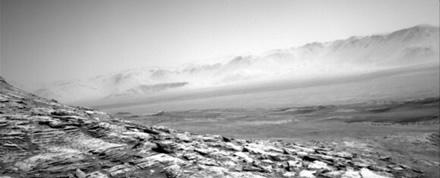 Vaizdai iš Marso © NASA/JPL-Caltech
