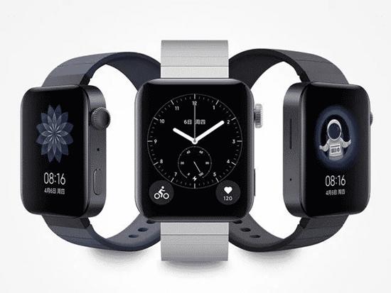 """""""Xiaomi"""" pristatė """"Mi Watch"""" laikrodį, panašumai į """"Apple Watch"""" nustebins daugelį"""