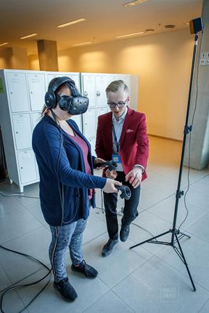 KTU kuriama virtuali realybė nukels į viduramžius