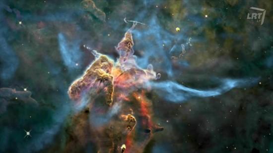 Hablio kosminis teleskopas. Misija – visata