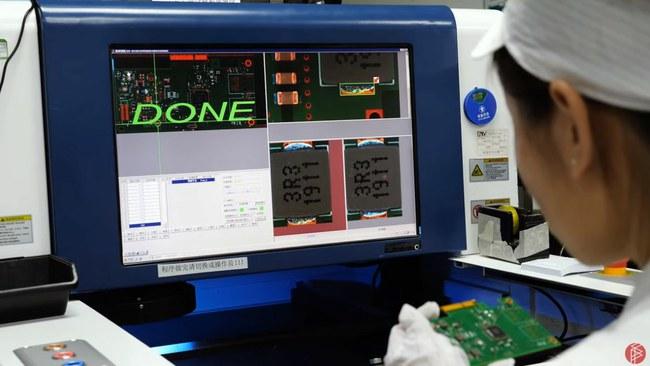 Kompiuterizuota SMD komponentų litavimo defektų paieška