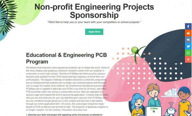 Ne pelno siekiantiems ir edukaciniams projektams teikiama pirmenybė