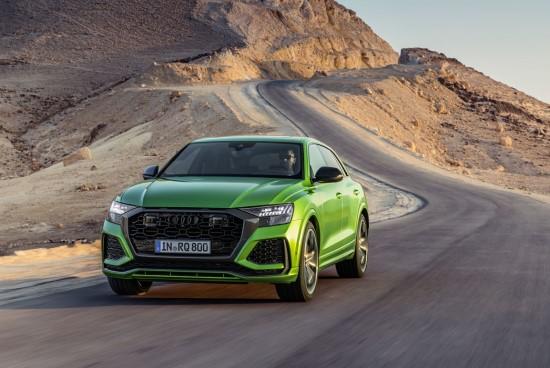 """Sportiškiausias Q modelis: naujas """"Audi RS Q8"""""""