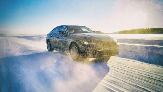"""""""BMW i4"""". Gamintojo nuotr."""