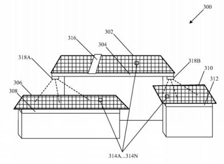 Lazeriai valytų ir saulės kolektorius  © Patento atvaizdas