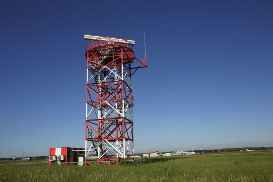 Antžeminio judėjimo radaras