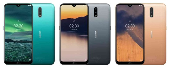 """Debiutavo """"Nokia 2.3"""": elegantiškas dizainas ir neįtikėtina 109 eurų kaina"""