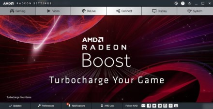"""AMD su naujomis tvarkyklėmis siūlys """"Radeon Boost"""" technologiją"""