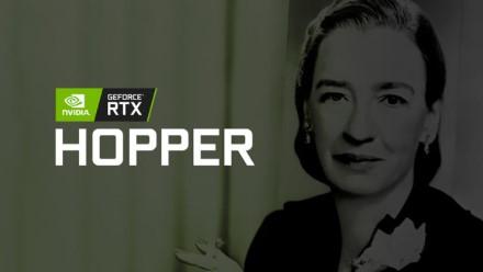 """""""nVidia"""" užregistravo """"Hopper"""" prekinį ženklą"""