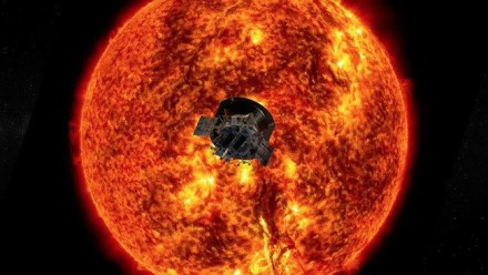 Saulė © NASA/Johns Hopkins APL