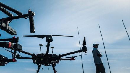 Dronai / LRT nuotr.