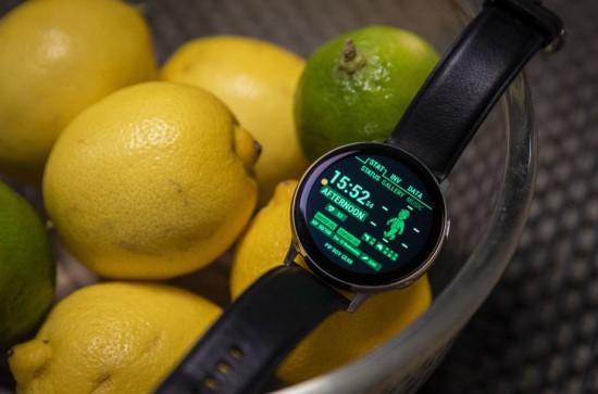"""Luko Balandžio / 15min nuotr. / Laikrodis – """"Samsung Galaxy Watch Active 2"""""""
