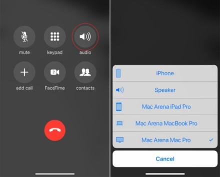 """Kaip """"iPhone"""" skambutį tęsti kitame įrenginyje"""
