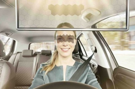 """Bosch"" skydelis beveik neblokuoja matomumo © ""Bosch"" nuotrauka"