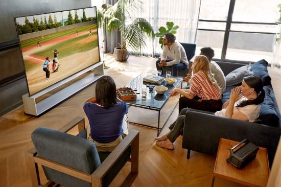 CES pristatyti naujieji LG televizoriai