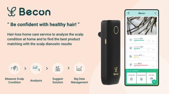 """""""Becon"""" – greita plaukų priežiūros tarnyba"""