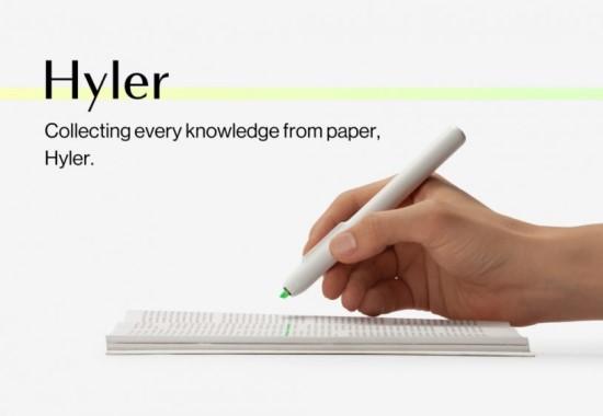 """""""Hyler"""" – žymėjimas be pėdsakų"""
