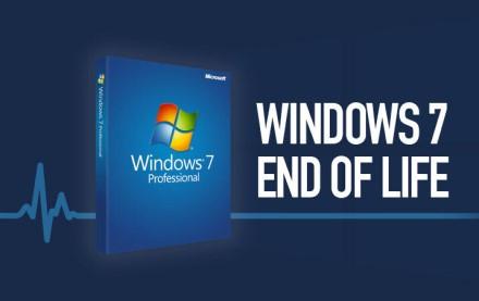 """Baigėsi """"Windows 7"""" gyvavimo ciklas"""