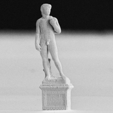 Šio modelio aukštis - 0,1 mm. © Giorgio Ercolano, Exaddon, ETH