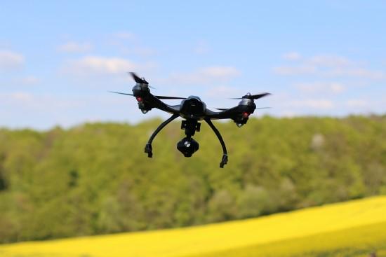 Lietuvių mokslininkų komanda sukūrė unikalų taršą matuojantį droną