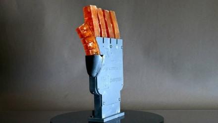 Prakaituojanti roboto ranka / Kornelio universiteto nuotr.