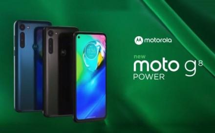 """""""Motorola"""" pristatė dvi vidutinės klasės naujienas – """"Moto G8 Power"""" ir """"Moto G Stylus"""""""