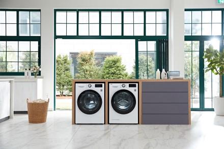 Ką pasirinkti: skalbyklę su džiovinimo funkcija ar atskirą džiovyklę?