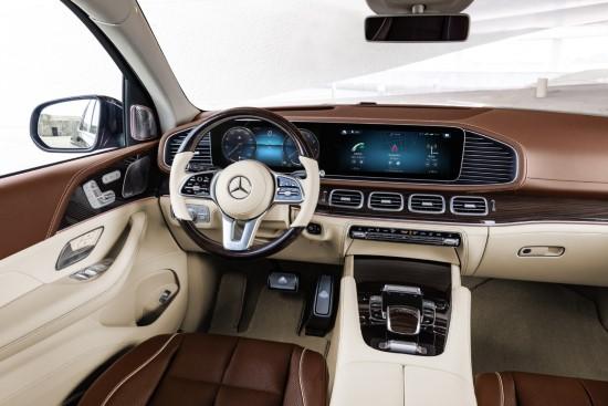 """Nauja klasė prabangių SUV rinkoje – """"Mercedes-Maybach GLS"""""""