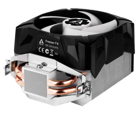 """""""Arctic"""" išleidžia biudžetinį aušintuvą procesoriams – """"Freezer 7 X"""""""