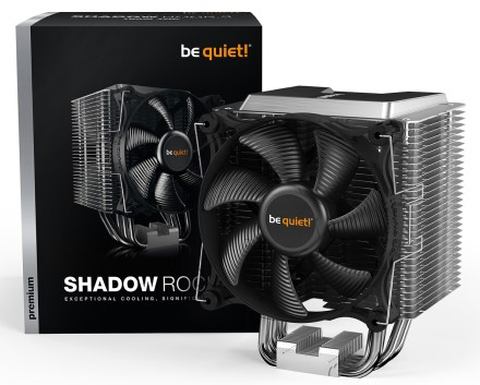 """be quiet!"" praneša apie ""Shadow Rock 3"" aušintuvą procesoriams"