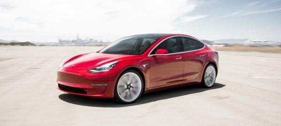 """""""Model 3"""" elektromobilis © """"Tesla"""""""