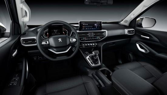 """Naujas pikapų segmento žaidėjas – universalumu stebinantis """"Peugeot Landtrek"""""""