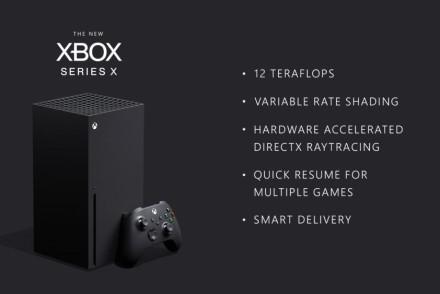 """""""Xbox Series X"""" konsolė turės dvigubai galingesnę grafiką lyginant su pirmtaku"""