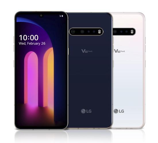 "LG pristatė ""V60 5G"" su ""LG Dual Screen"" ekranu"